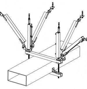 厦门众建抗震支架-仕龙抗震支架-ln在抗震支架中代表什么