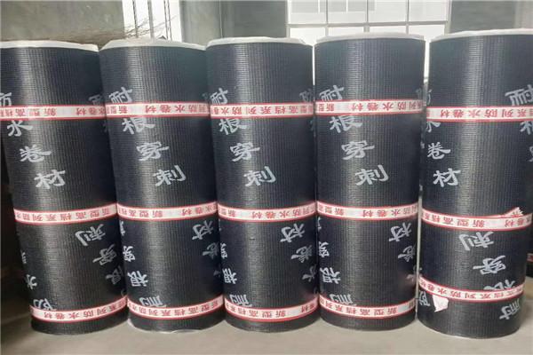 江苏带片岩SBS改性沥�锴喾浪�卷材生产厂家,立体多彩改性沥青防水卷材代理