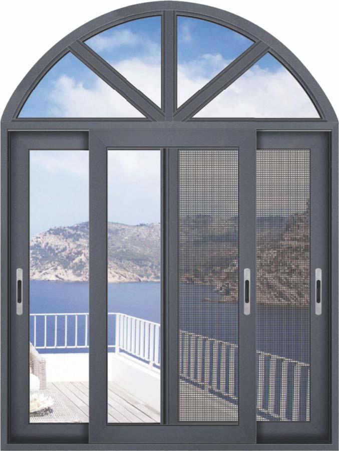 永州系统窗断桥推拉窗系列设计商