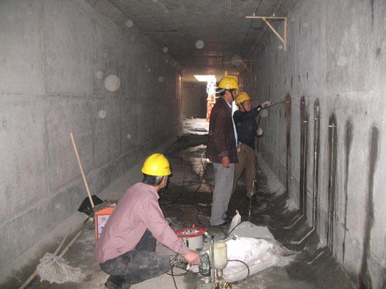 地下室防水堵漏-兰州防水堵漏工程