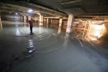 白银地下车库堵漏哪里有
