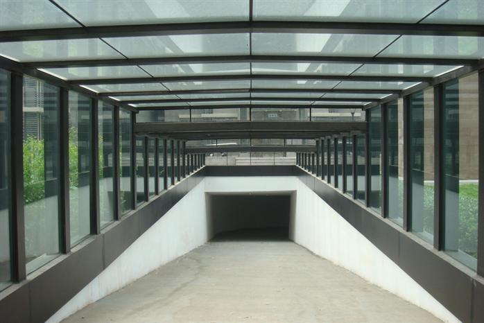 固原车库雨棚工程-为您推荐宁夏林浩金属制品品质好的车库雨棚