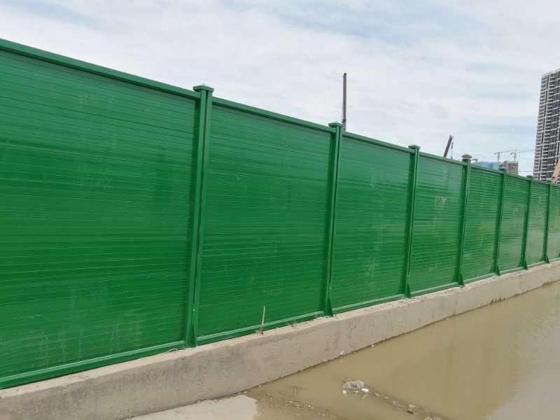深圳双层木塑围墙供货商,花格式木塑围墙供货商