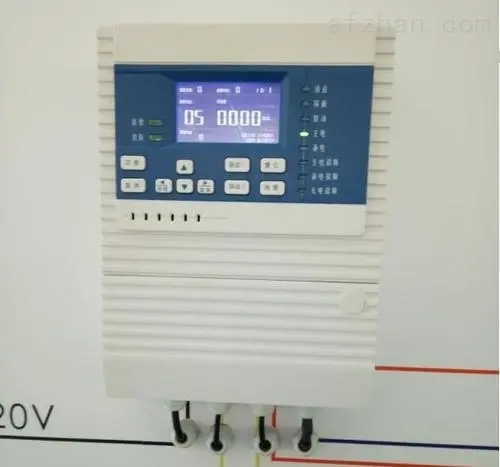 地下车库CO浓度监控系统
