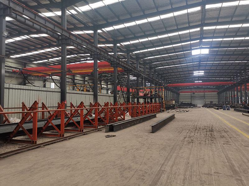 甘南全套鋼結構廠房公司