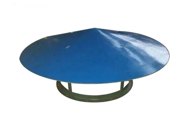 德州玻璃钢风帽厂家电话 诺凌玻璃钢防爆防雷电动球形风帽