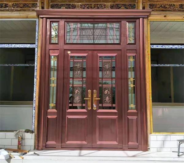 西寧別墅藝術大門價格,藝術大門多少錢