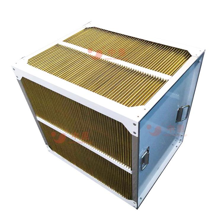 空气换热芯体_空气预冷器