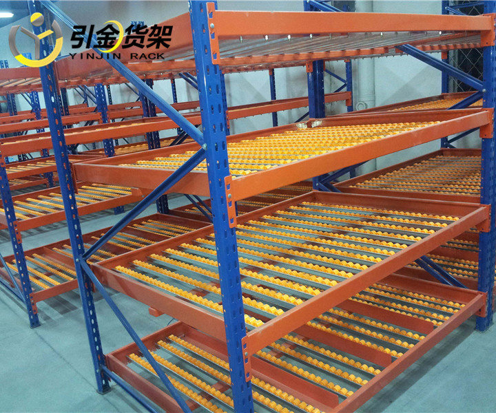城阳流利式货架价格范围_青岛滑移式流利条货架厂家批发