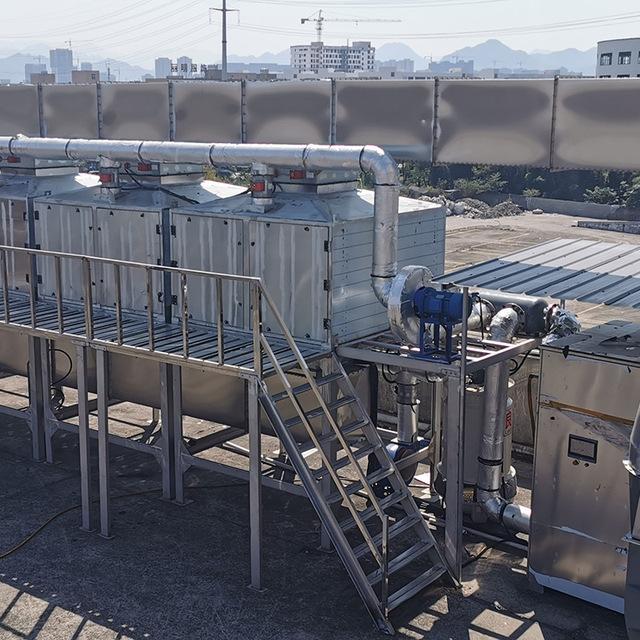 vocs废气处理设备-微波光催化除臭设备特点-光微波除臭设备