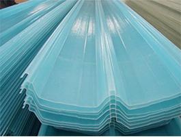 濟南透明陽光板生產