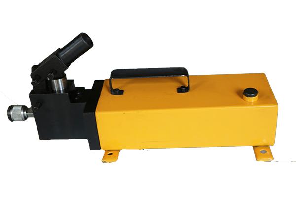 翔宙液压脚踏泵 便携式小型脚踏式液压泵 非标定制