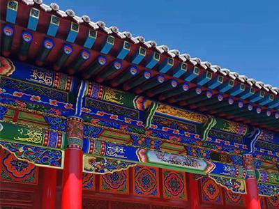 甘南藏式建筑,甘南藏式建筑设计