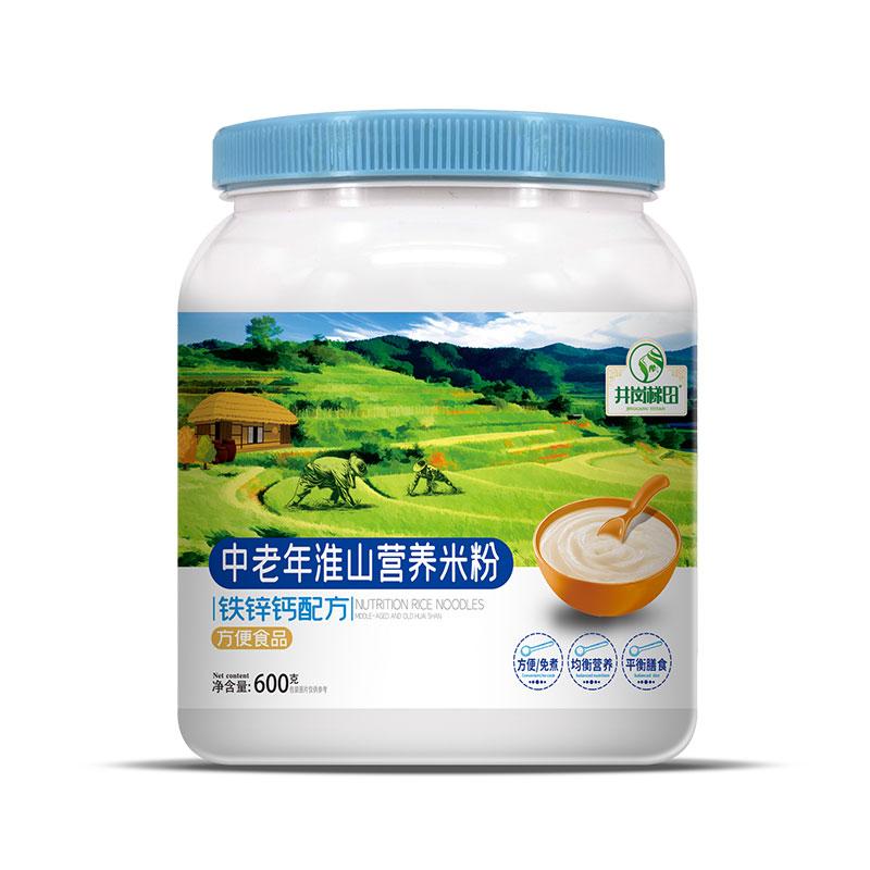 河北多谷物营养有机米粉厂