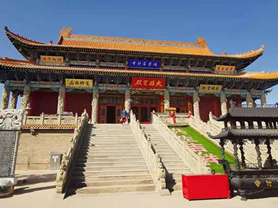 甘肃寺庙建筑,兰州寺庙建筑