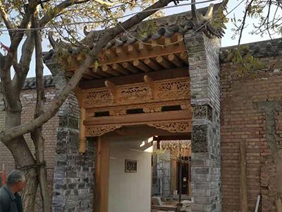 甘南老式古典茶楼预算