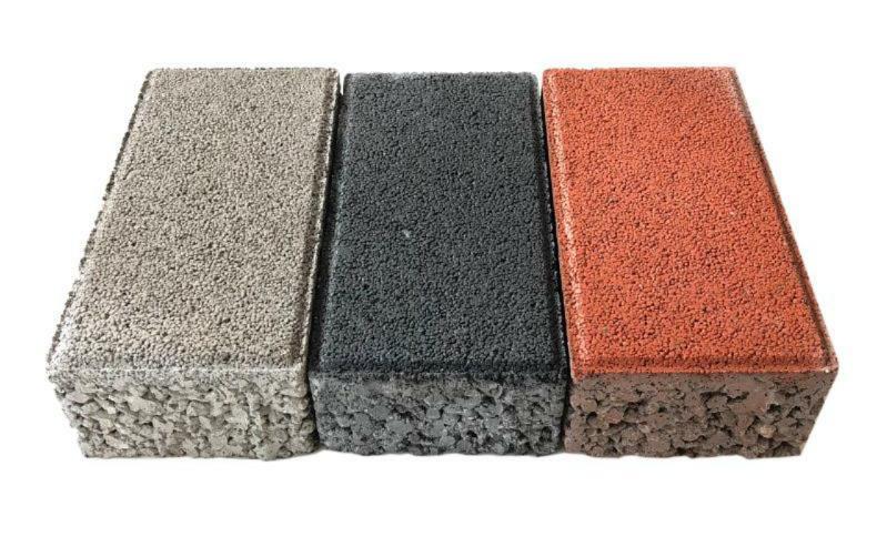兰州环保型渗水砖铺路砖-透水砖不黏皮-不褪色找源盛建材