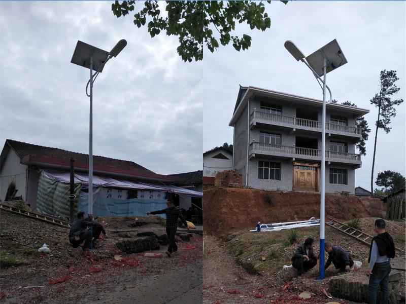 运城新农村太阳能路灯-威海新农村太阳能路灯厂家