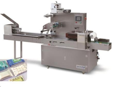 DZP-300多功能全自动高速枕式包装机