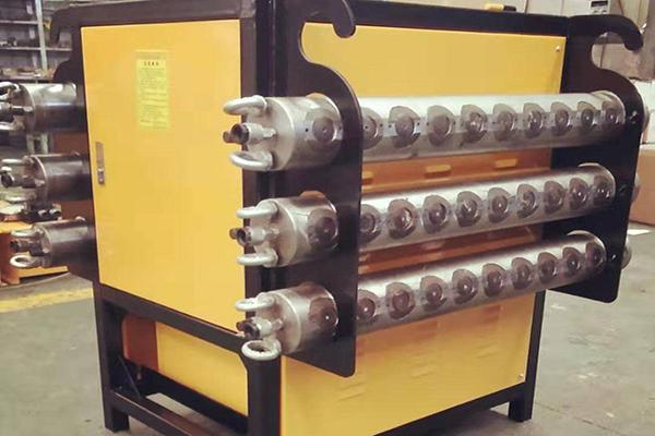 山东液压劈裂棒厂家 文庆供应矿山设备液压劈裂器 加工定制