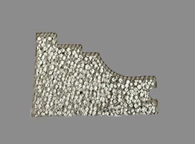 安徽A级匀质保温板匀质板线条哪里有,匀质板成品线条哪里有