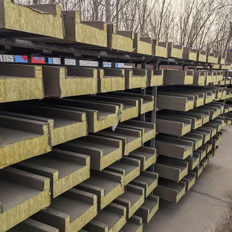 合肥岩棉板构件线条施工方案