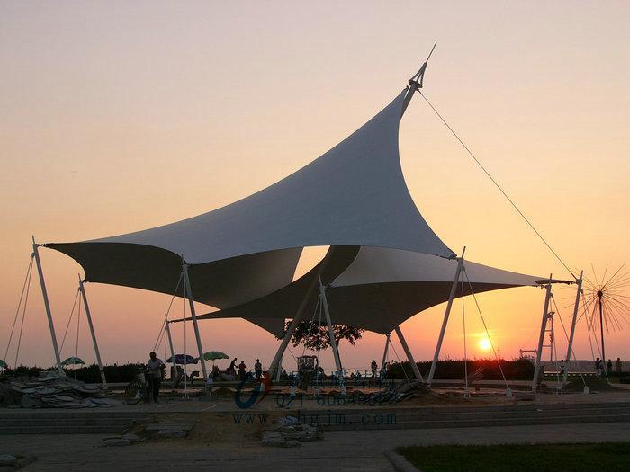 日照膜结构网球场厂