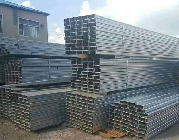 甘肃C型钢-兰州C型钢厂家-甘肃C型钢批发