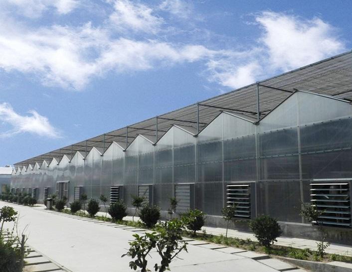PC板阳光温室