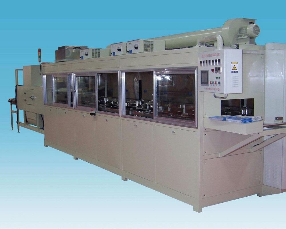 湖南全自動超聲波清洗機銷售,硬質合金刀片全自動超聲波清洗機價格