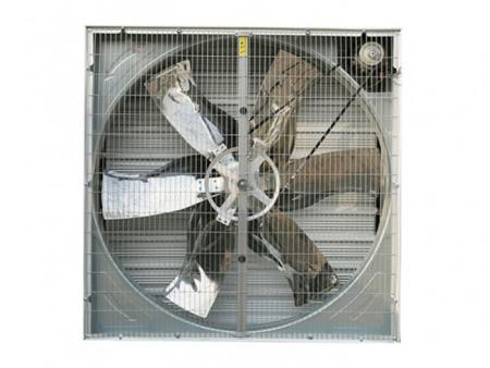 启动鸭舍通风降温风机环节中需注意的事项