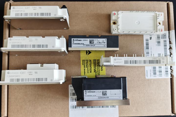 英飞凌变频器IGBT 电机逆变器IGBT 感应电源IGBT