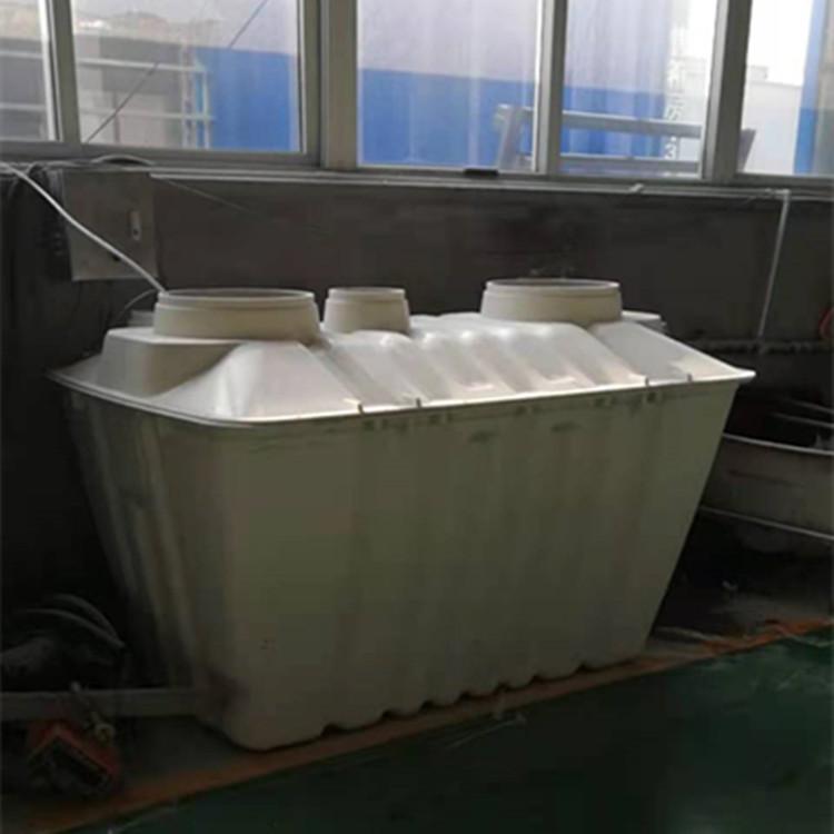 玻璃钢模压化粪池  单双坑旱厕  型号齐全