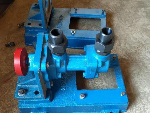 3G螺桿泵的特點