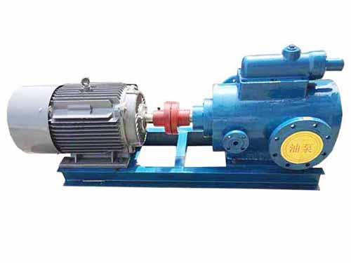 瀝青保溫齒輪泵的使用范圍