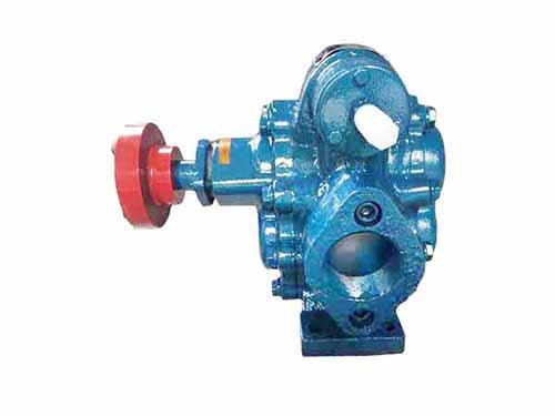 KCB齒輪泵結構特點