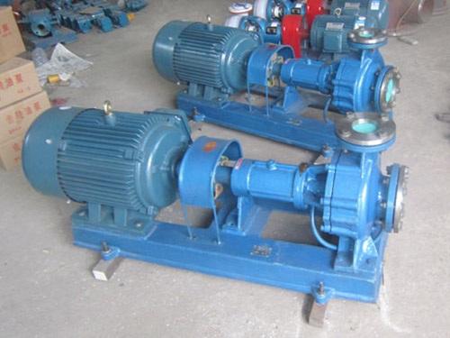 山西小型導熱油泵生產廠家