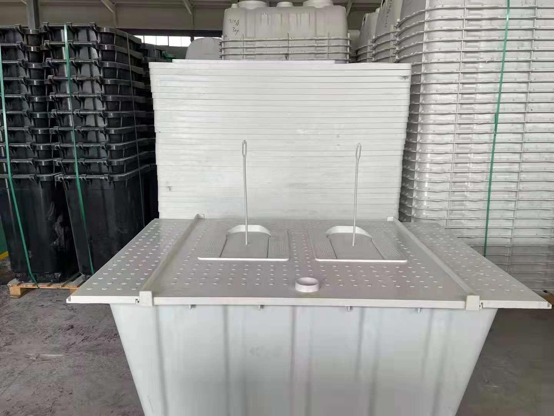 旱厕单坑 二八槽化粪池 组合式化粪池