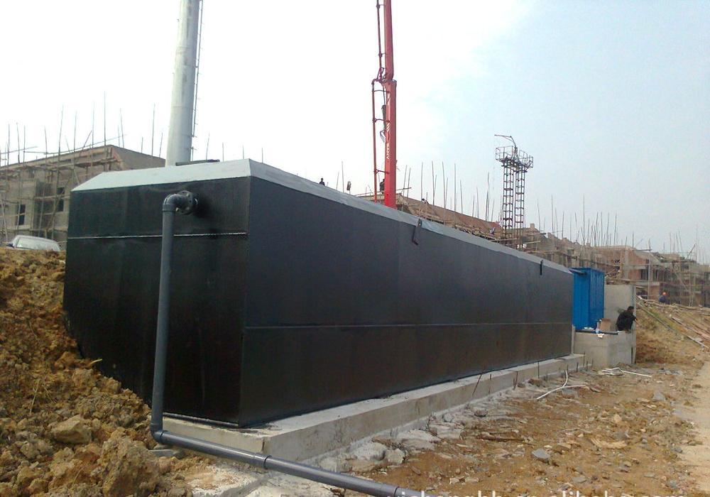 新疆成套污水处理设备定制-和田洗砂场污水处理设备价格