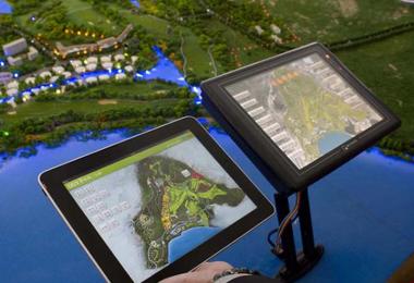 山东展馆沙盘模型设计,动态沙盘模型报价