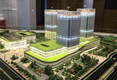 上海房地產別墅模型沙盤,房地產樓盤模型公司