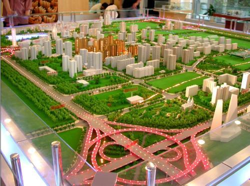 甘肃小型建筑模型图片,手工建筑模型沙盘