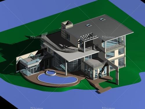 重慶別墅模型多少錢一平方,房產別墅模型別墅制作