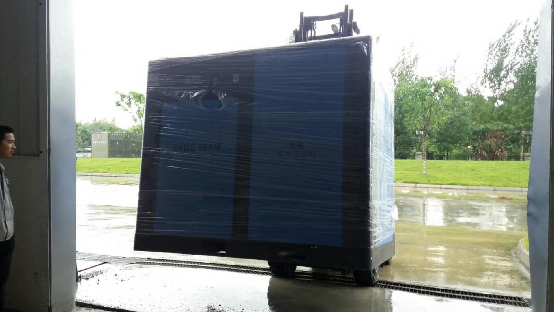 面向四川,云南,贵州,重庆提供二级压缩螺杆空压机