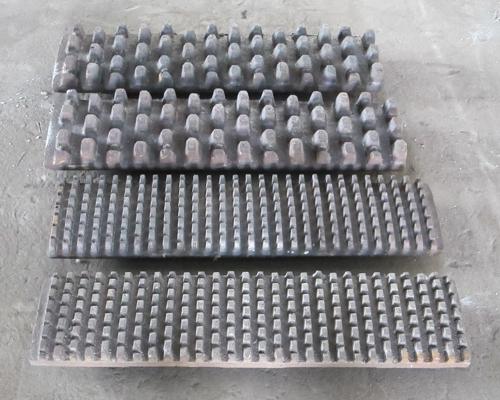鸡西矿山球磨机衬板生产厂家