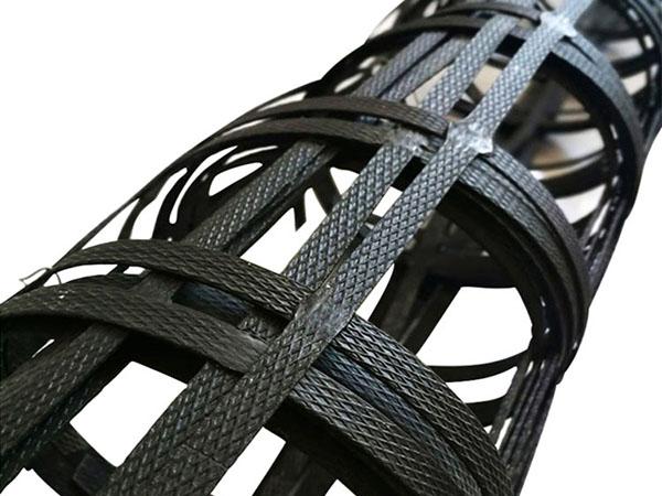 匯宸土工格柵 路基加筋雙向塑料土工格柵批發