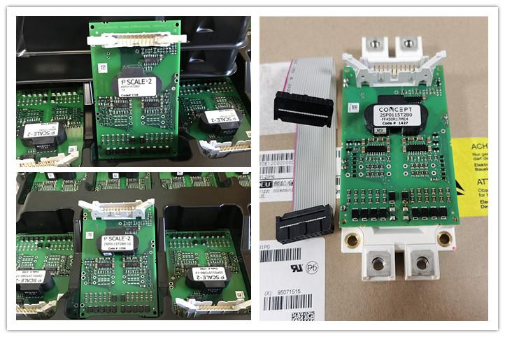 2SP0115T 2SP0320T IGBT即插即用门极驱动