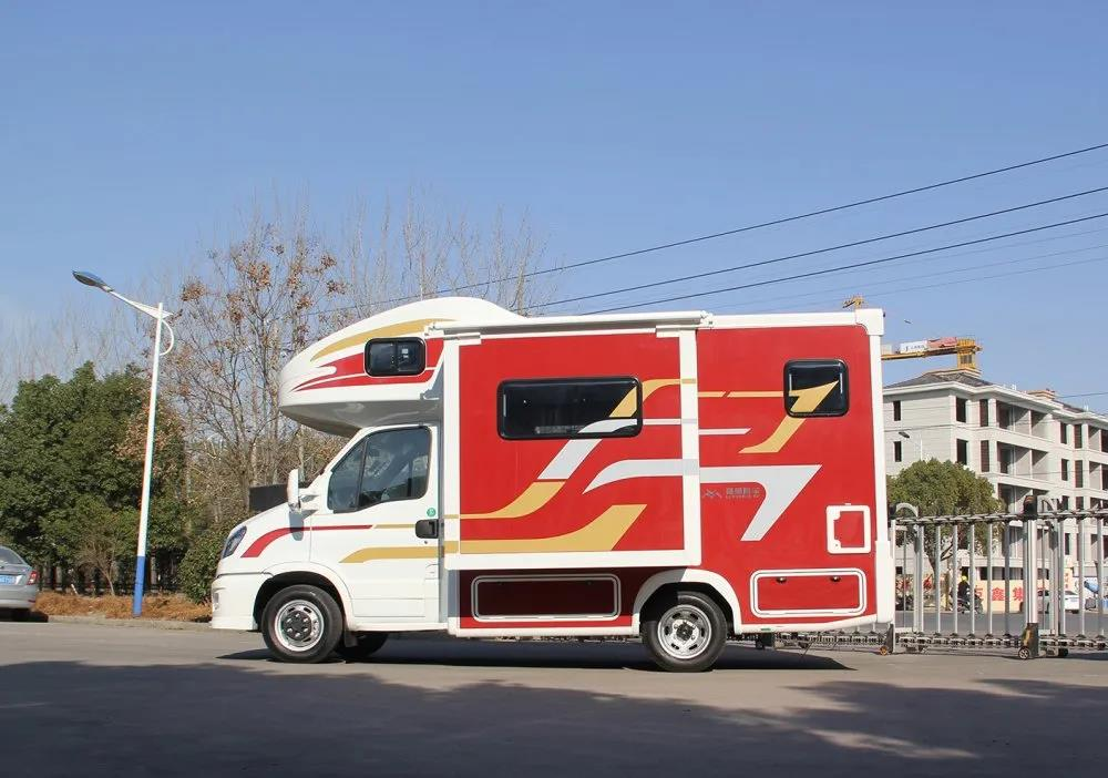 绍兴隆翠凯哥C610单拓旅行房车改装,隆翠房车厂家