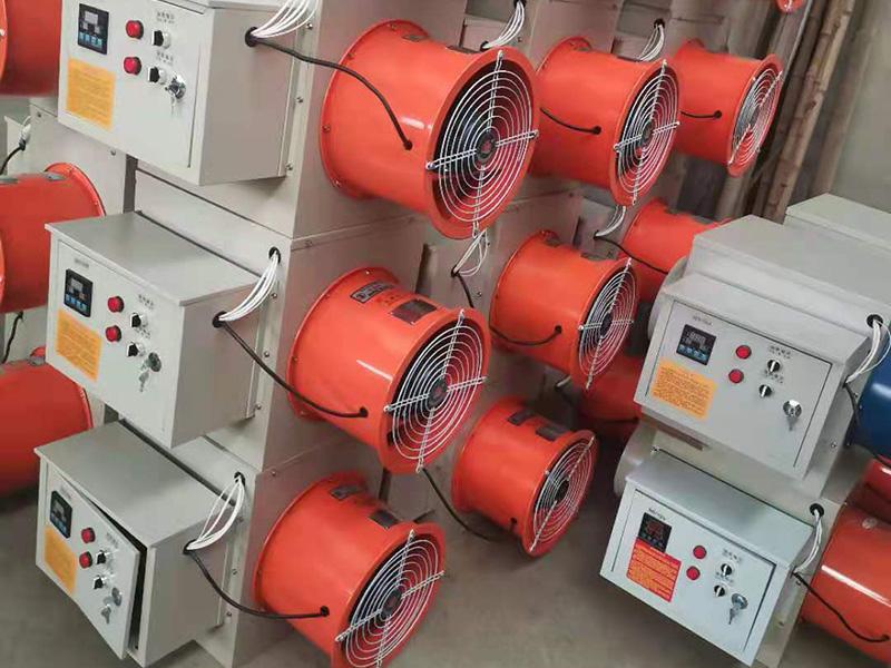 山西大功率电暖风机生产厂家