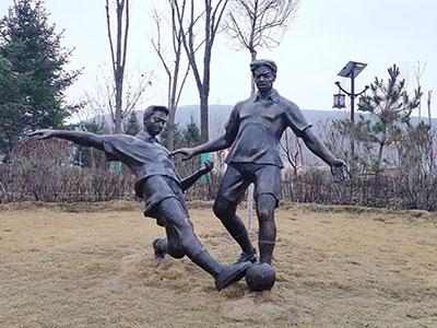 臨夏城市鑄銅雕塑設計